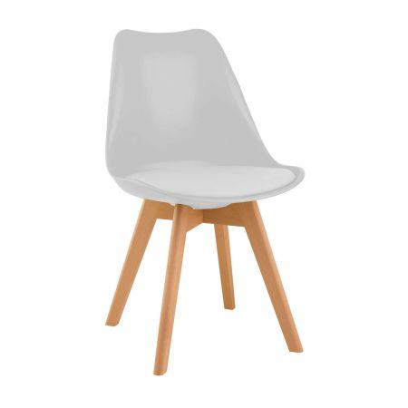 Καρέκλα Demy Λευκό