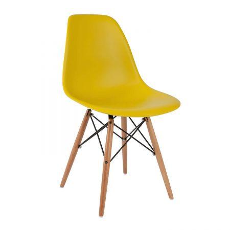 Καρέκλα Anita-Wood Λάιμ