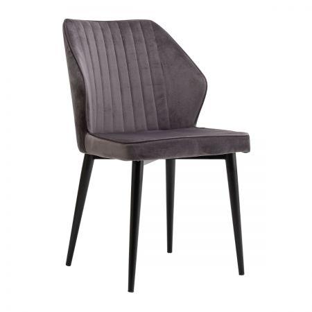 Καρέκλα Rihanna Γκρι