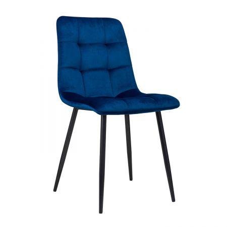 Καρέκλα Loris Μπλε