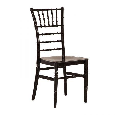 Καρέκλα Tiffany Μαύρο