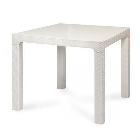 Τραπέζι Arizona 90 Λευκό