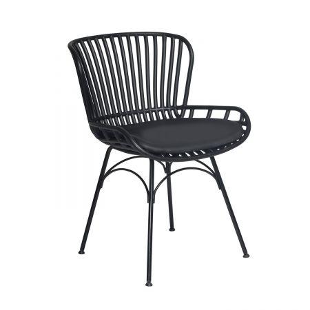 Καρέκλα Mayorka Μαύρο