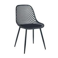 Καρέκλα Lida Μαύρο